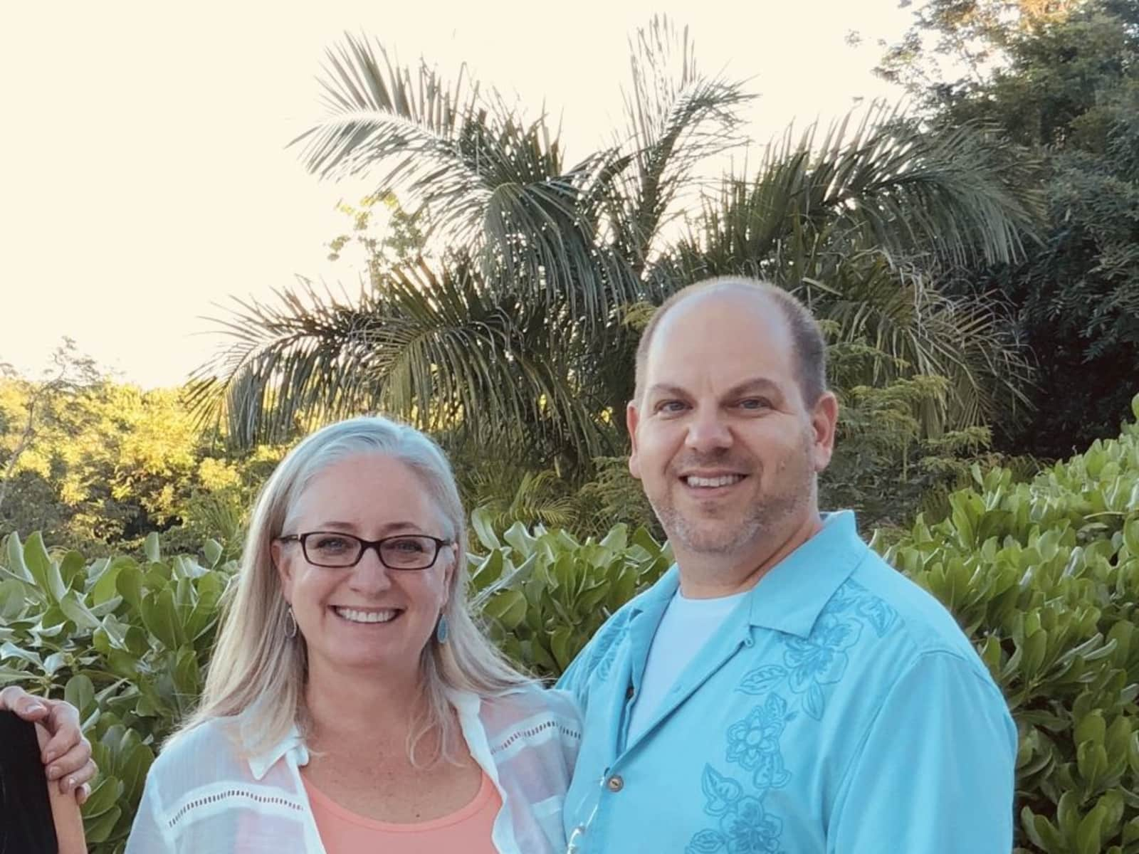 Jeff & Cindy from Longmeadow, Massachusetts, United States