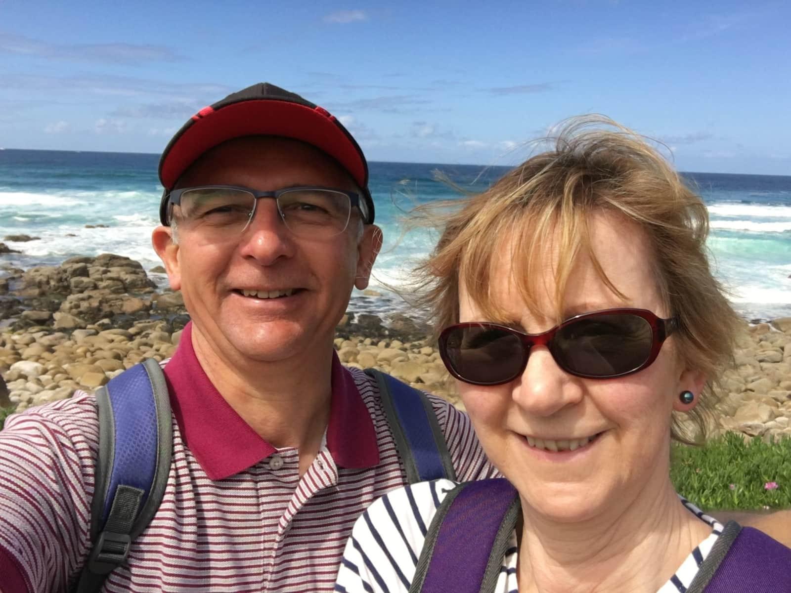 Neil & Joan from Turriff, United Kingdom