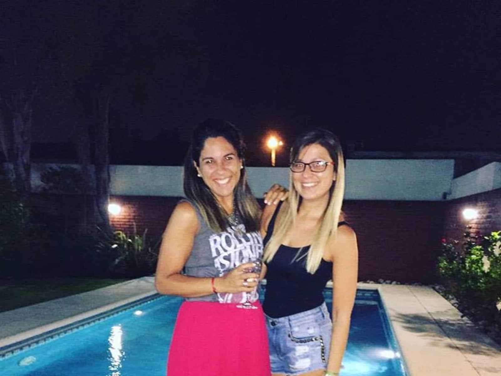 Yanina & Antonella from Buenos Aires, Argentina
