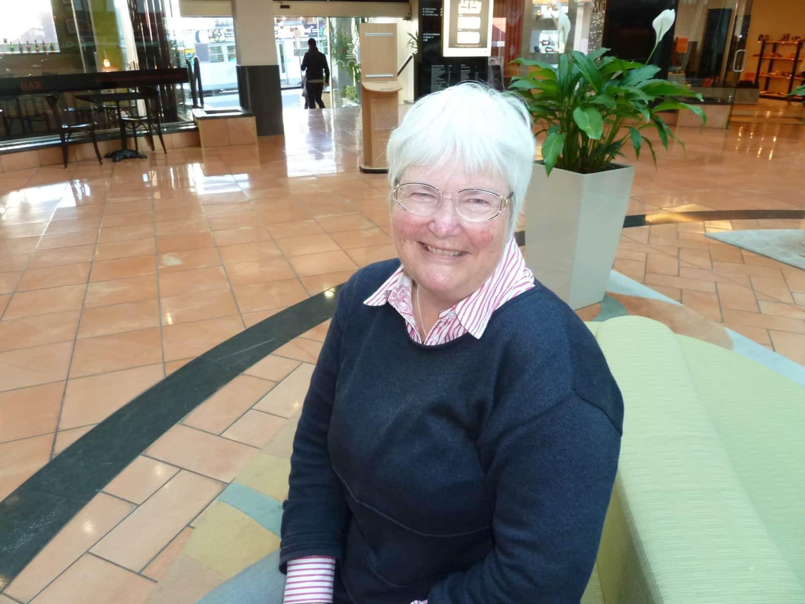 Ruth from Bridport, Tasmania, Australia