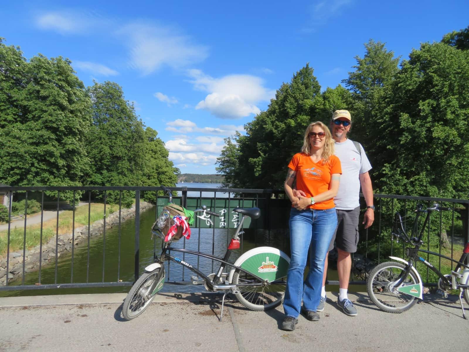Sabrina & Brad from Medford, Oregon, United States