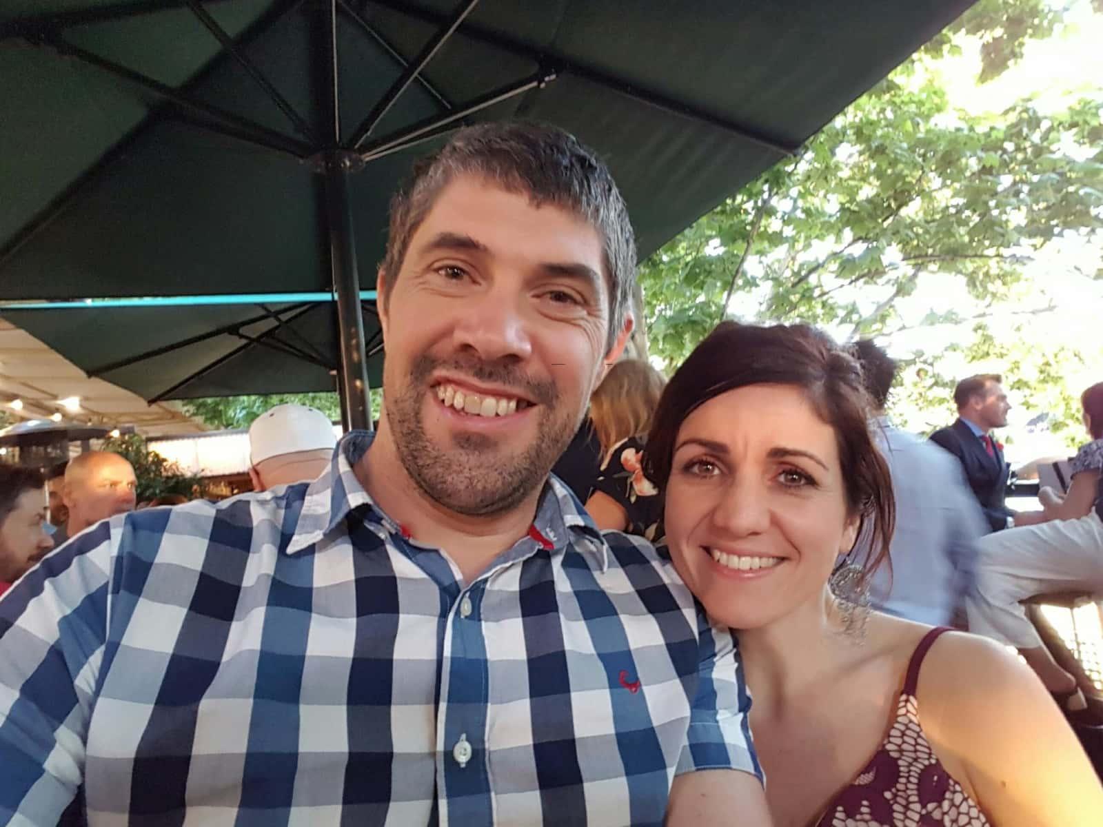 Michaela & Jonker from Melbourne, Victoria, Australia