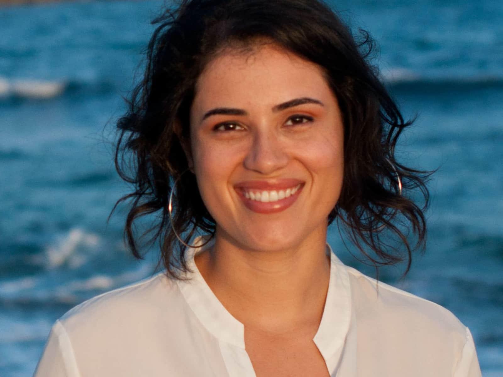 Annika from Bodden Town, Cayman Islands
