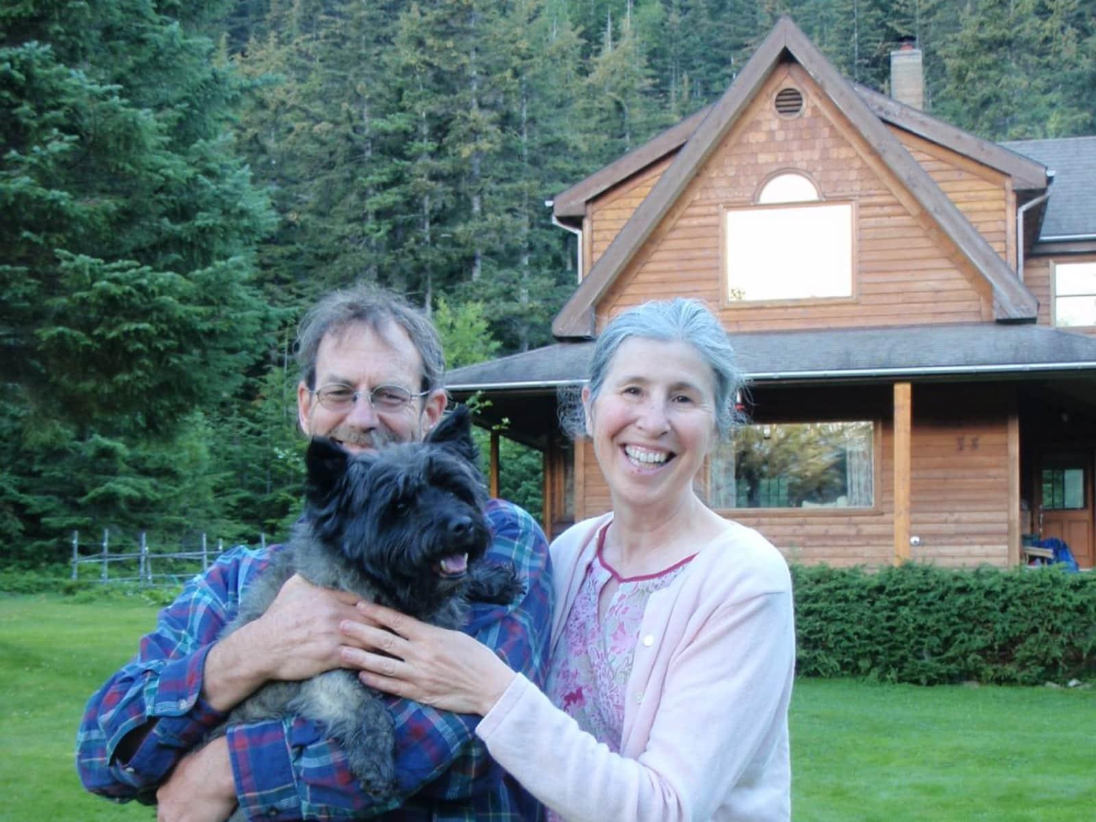 Irene & Ben from Haines, Alaska, United States