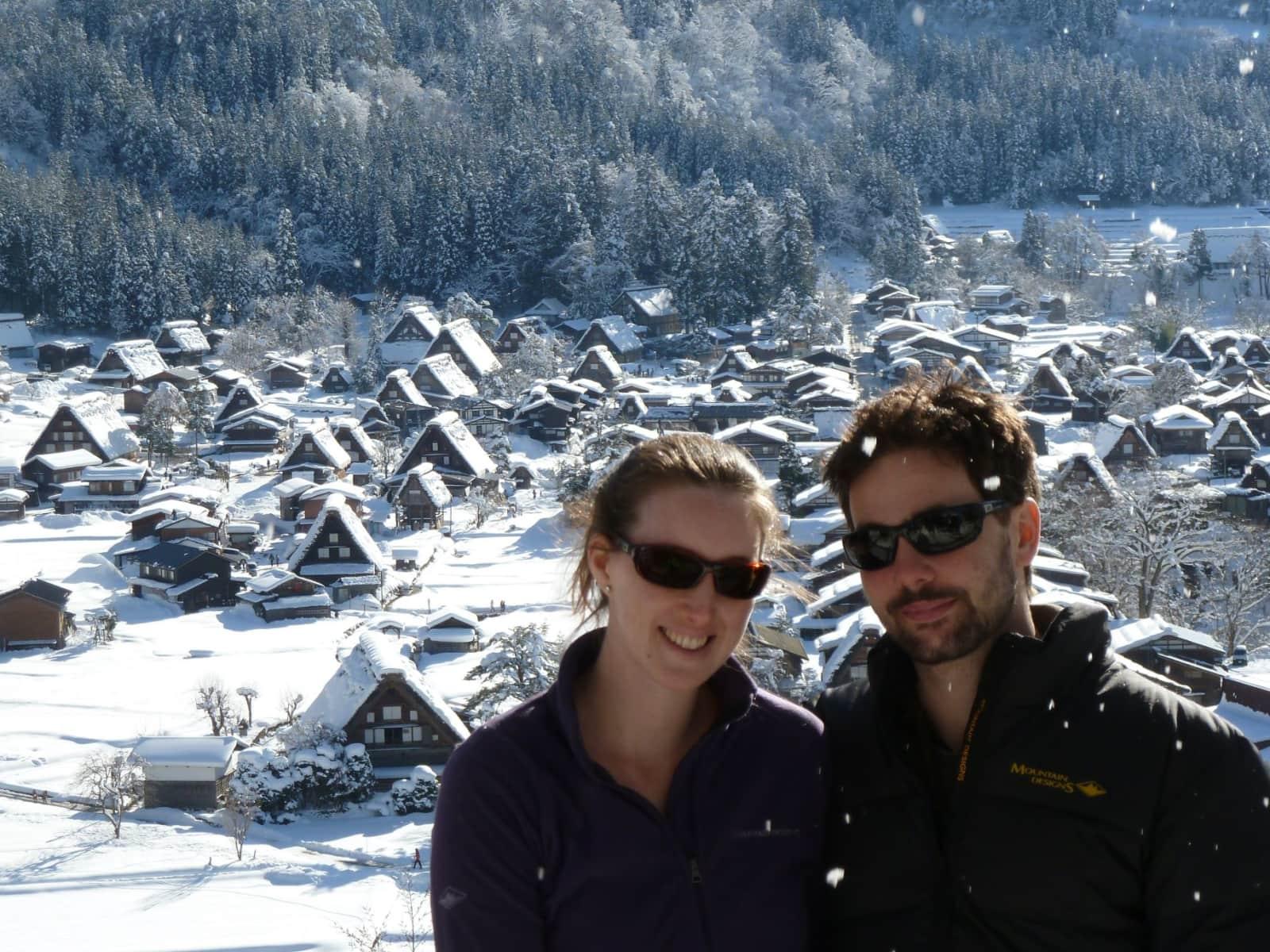 Jessica & Ryan from Oxford, United Kingdom