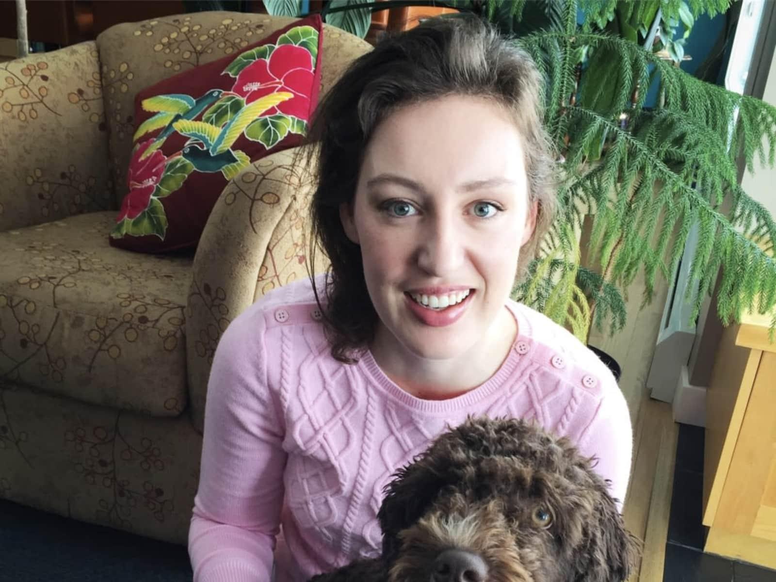 Rachael from Calgary, Alberta, Canada