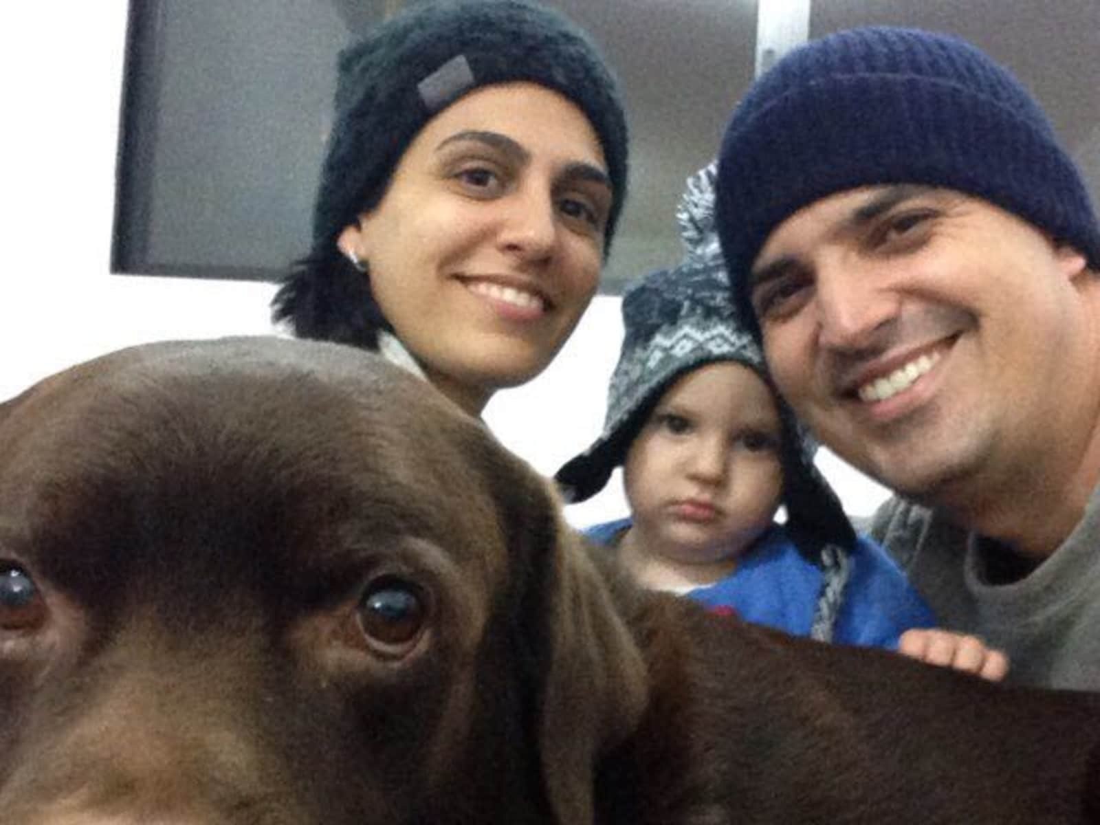 Alexis & Amanda from Curitiba, Brazil