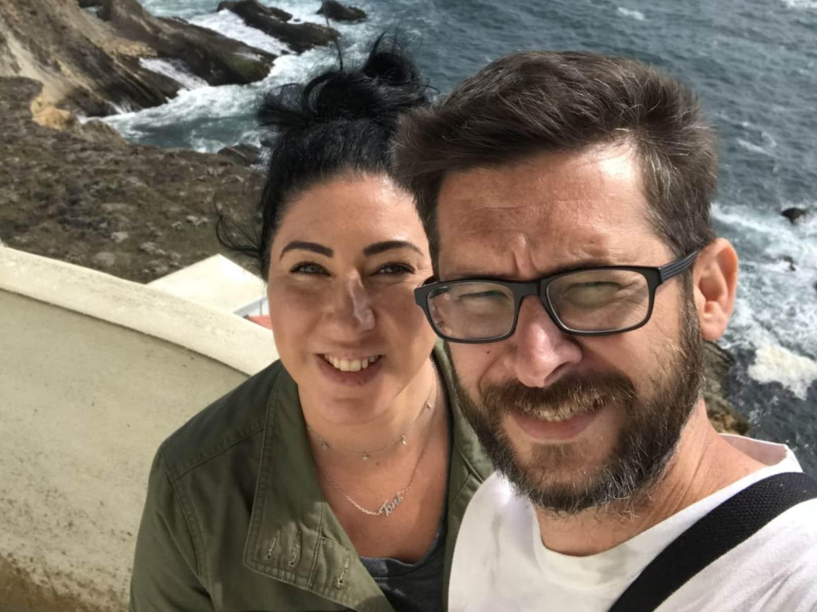 Merv & Toni from Perth, Western Australia, Australia