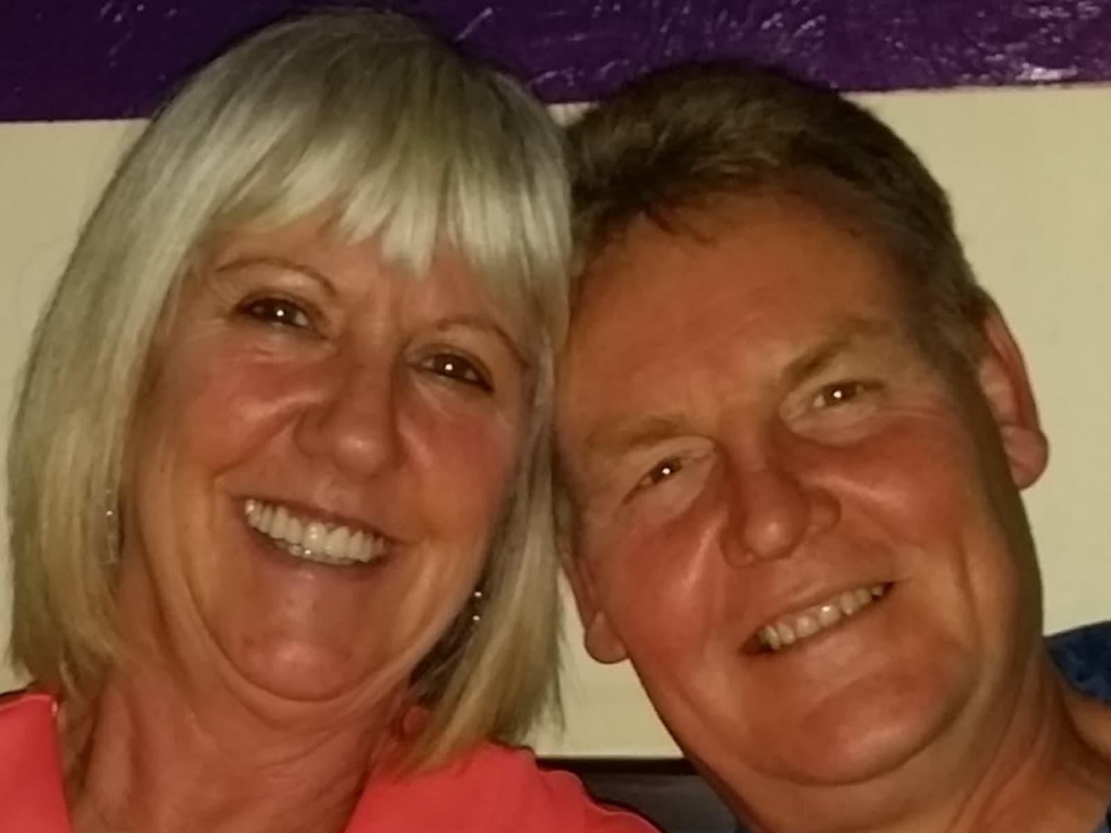 Annie & Neil from Kelty, United Kingdom