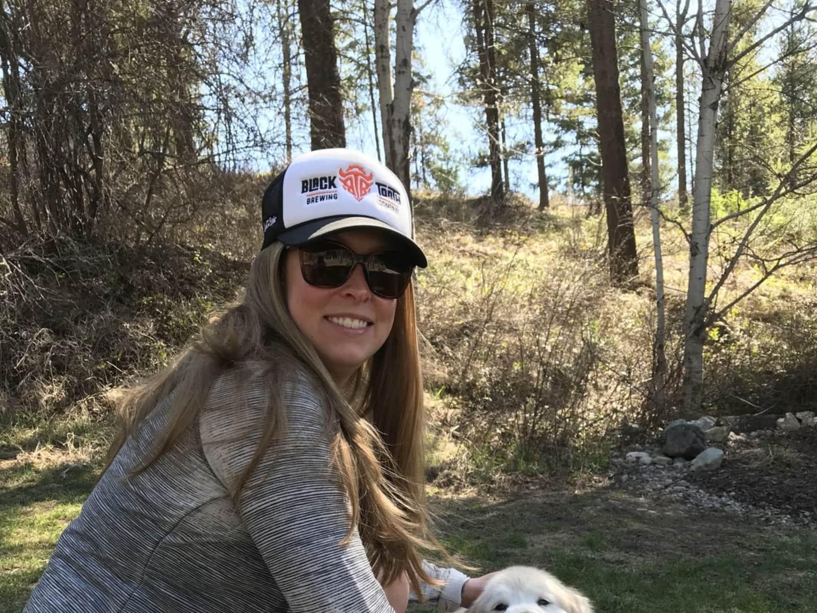 Marissa from Whitefish, Montana, United States