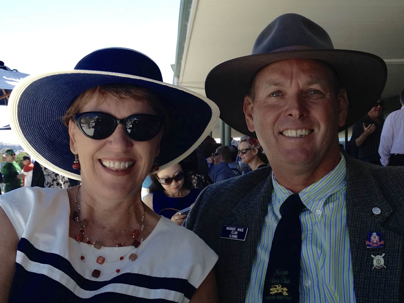 Rosy & Geoff from Gold Coast, Queensland, Australia
