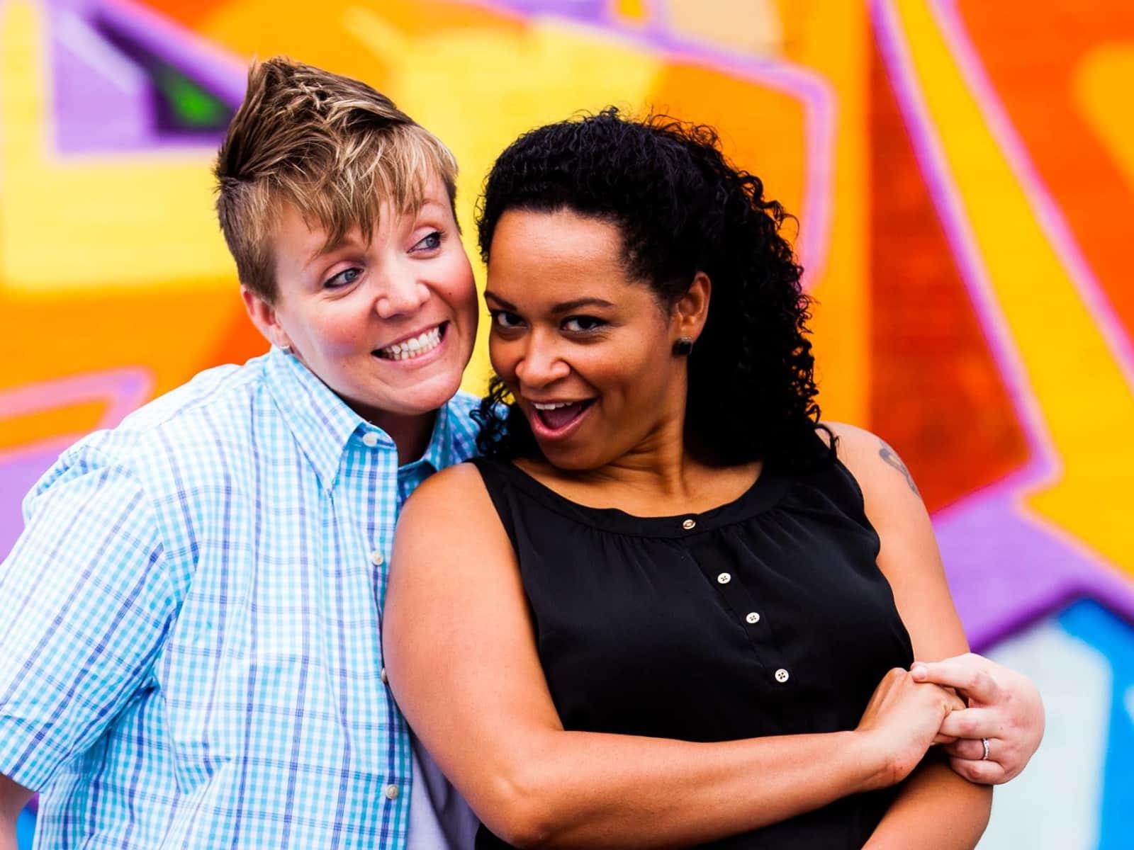 Daniella & Robin from Thornton, Colorado, United States