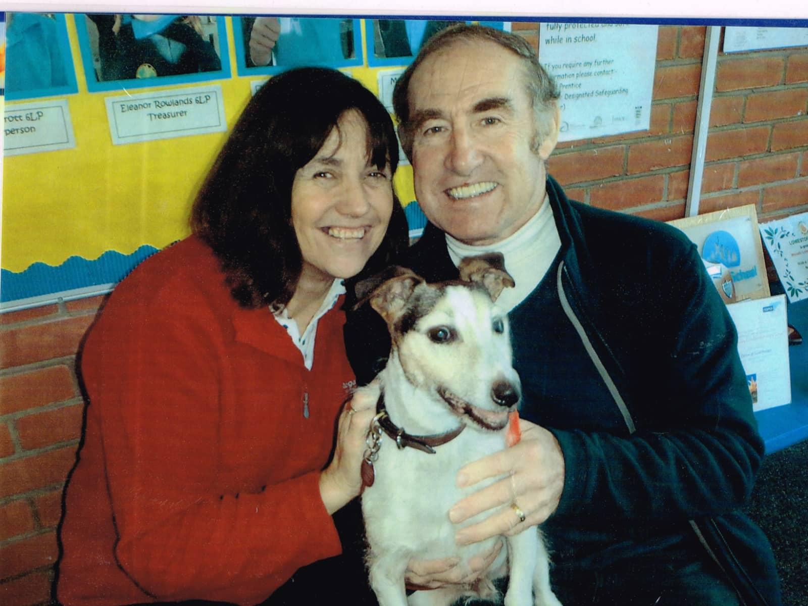Gordon & Carol from Great Yarmouth, United Kingdom