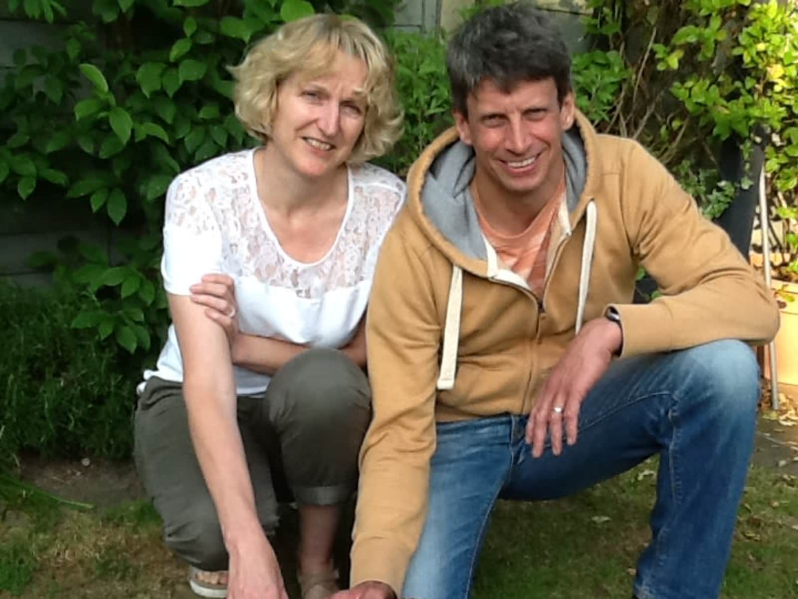 Tracey & Alec from Loughborough, United Kingdom