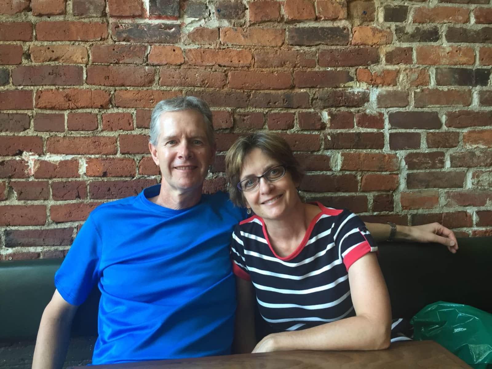Teri & Glen from Toronto, Ontario, Canada