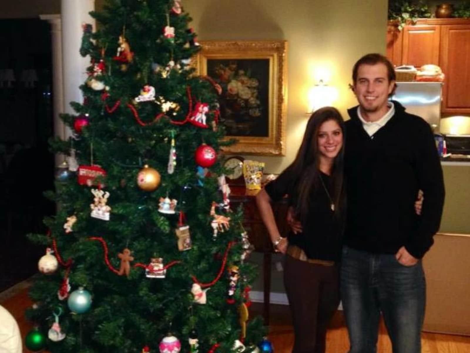 Carolina & Christopher from Montréal, Quebec, Canada