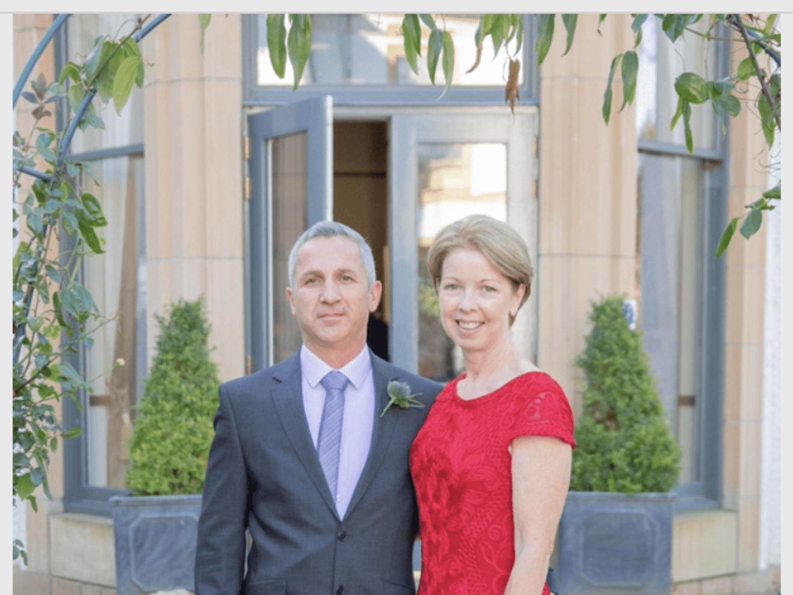 Steve & gillian & Gillian from Edinburgh, United Kingdom