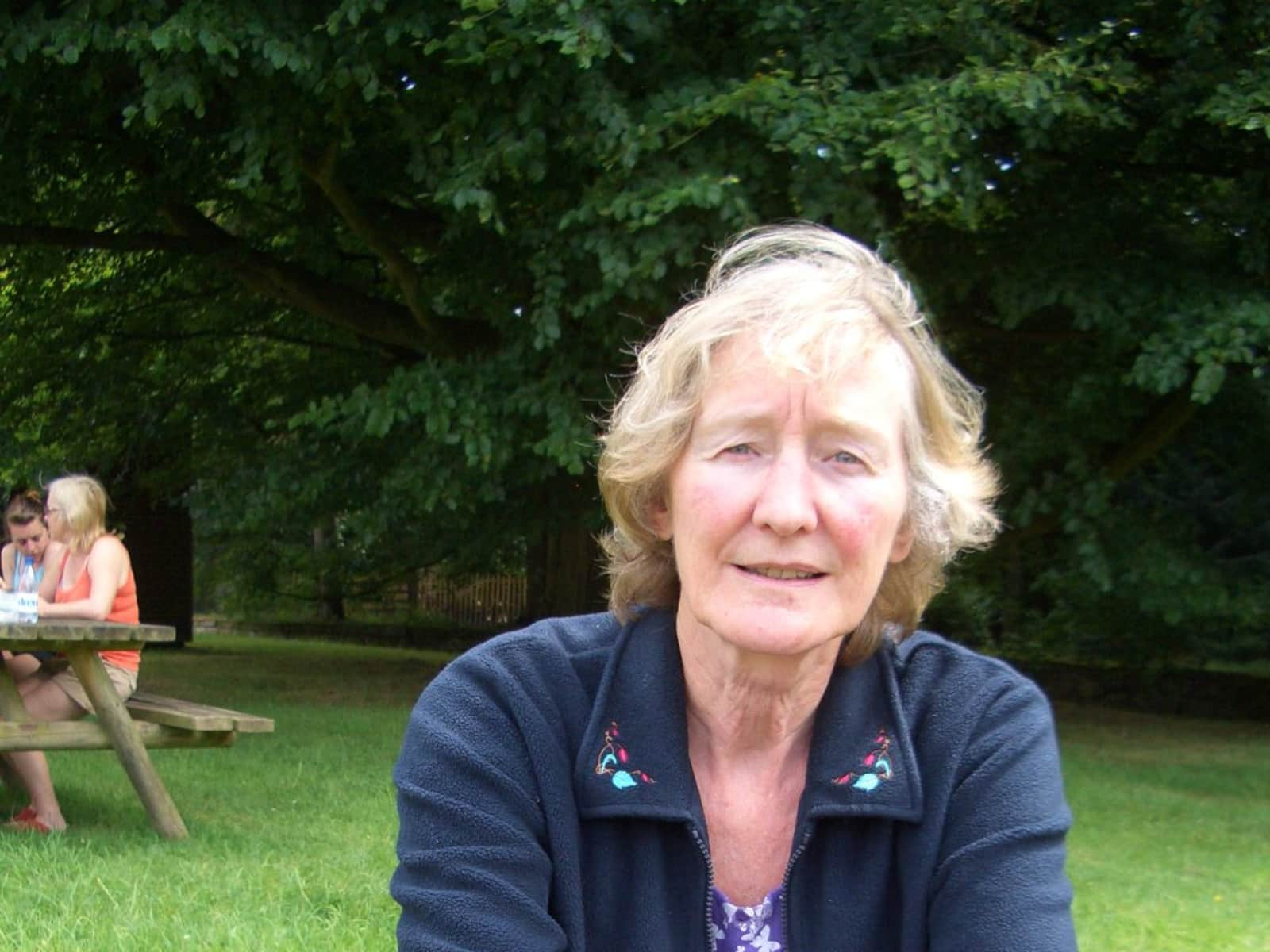 Margaret from Wirral, United Kingdom