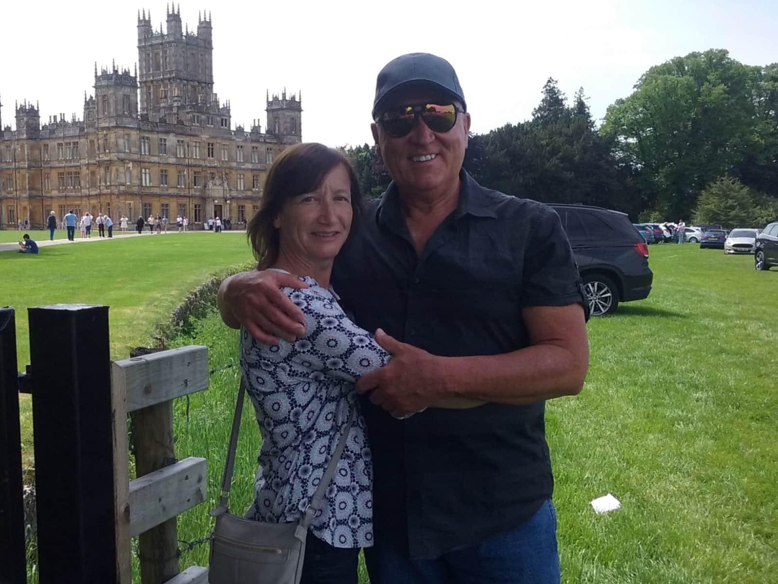 Julie & Robert scott from Orlando, Florida, United States