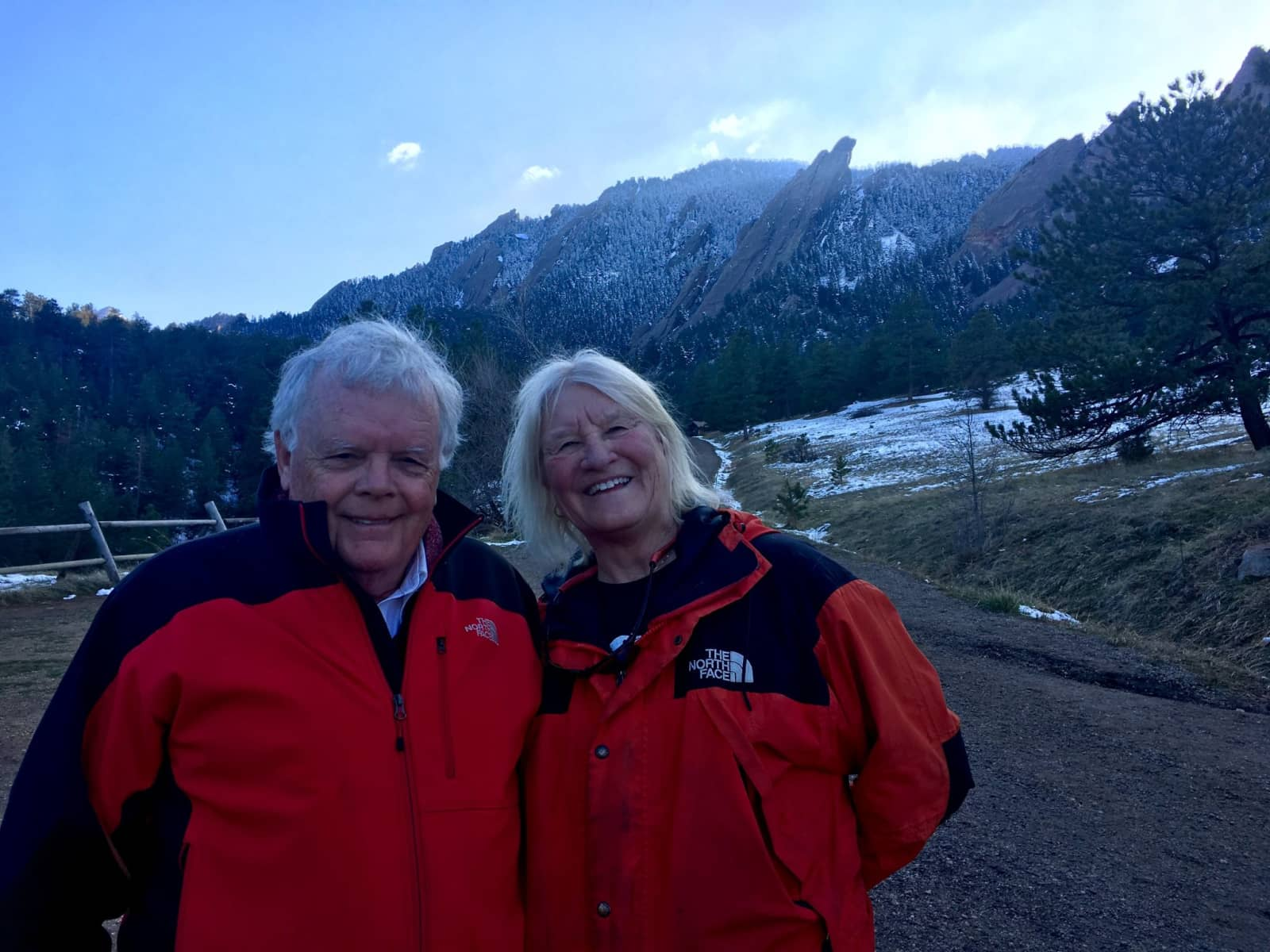 Leslie & Jim from Seattle, Washington, United States
