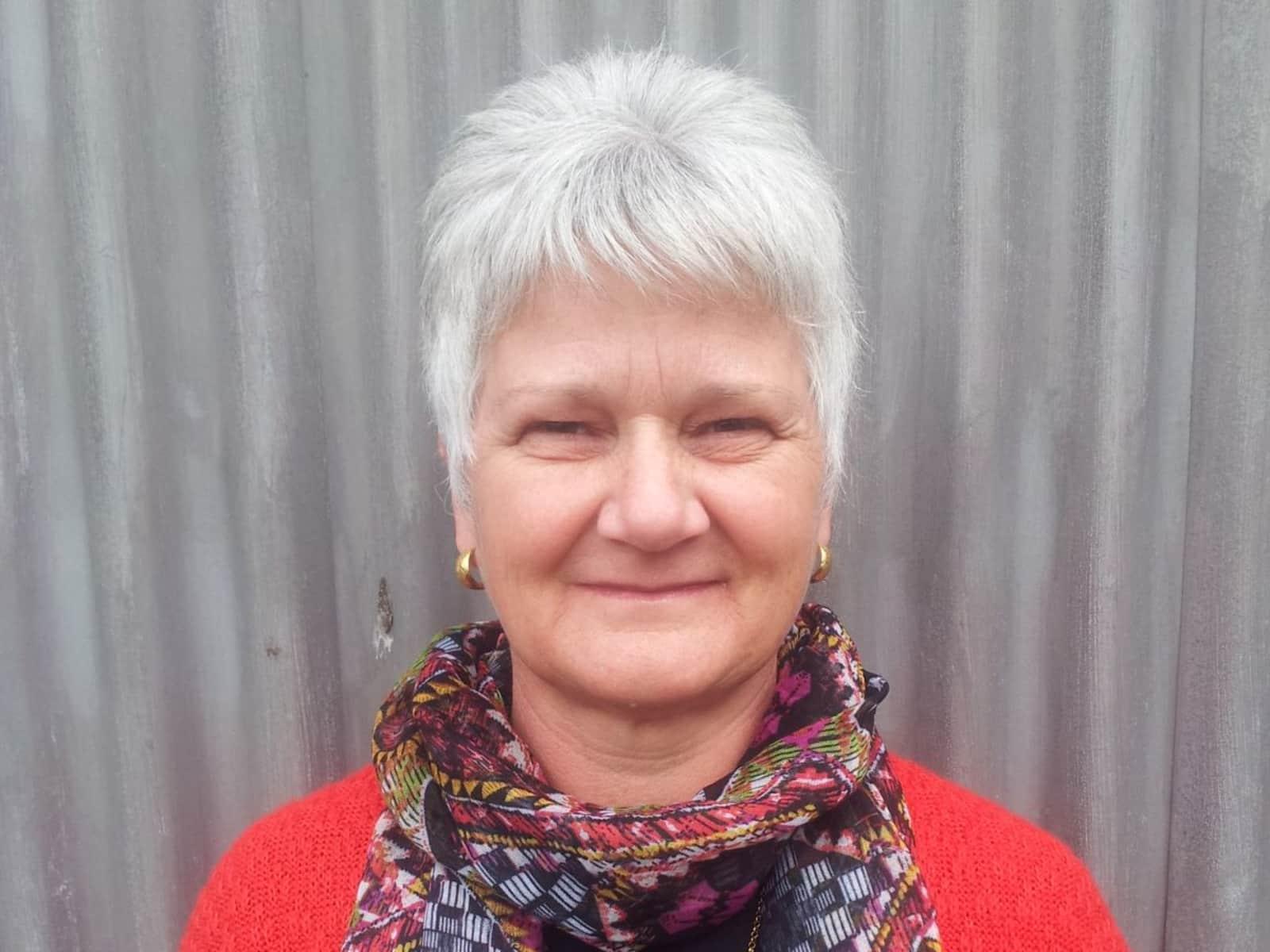 Judy from Warrnambool, Victoria, Australia