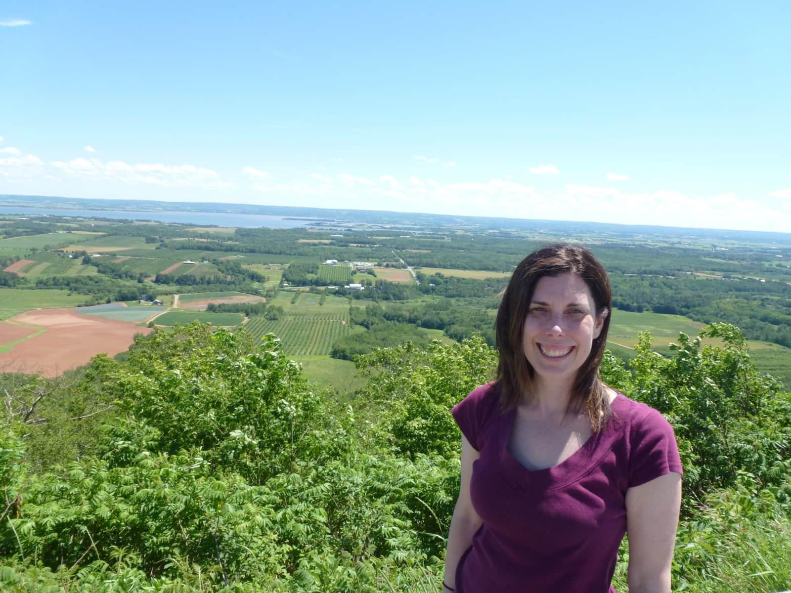 Gwen from Stratford, Ontario, Canada