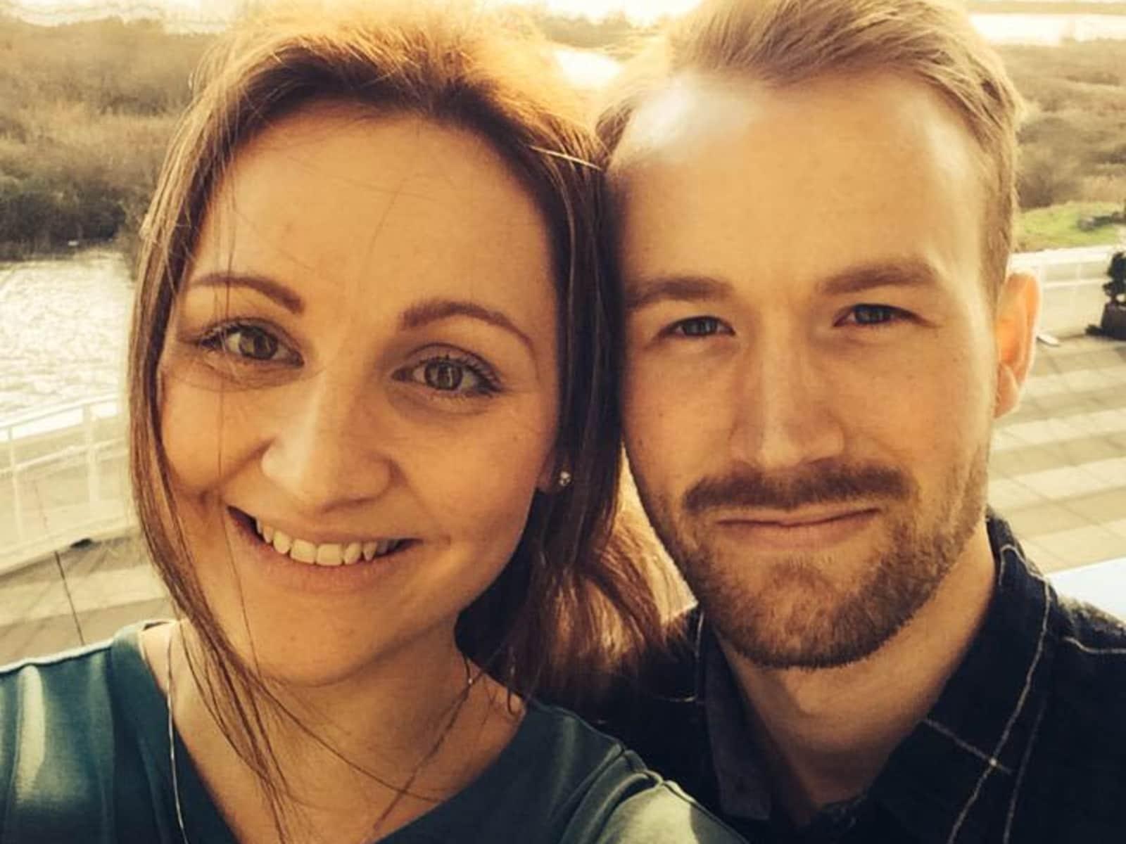 Ella & Sam from Cardiff, United Kingdom