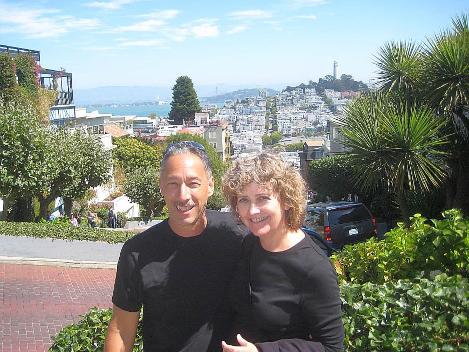 Lisa & Gary from Portland, Oregon, United States