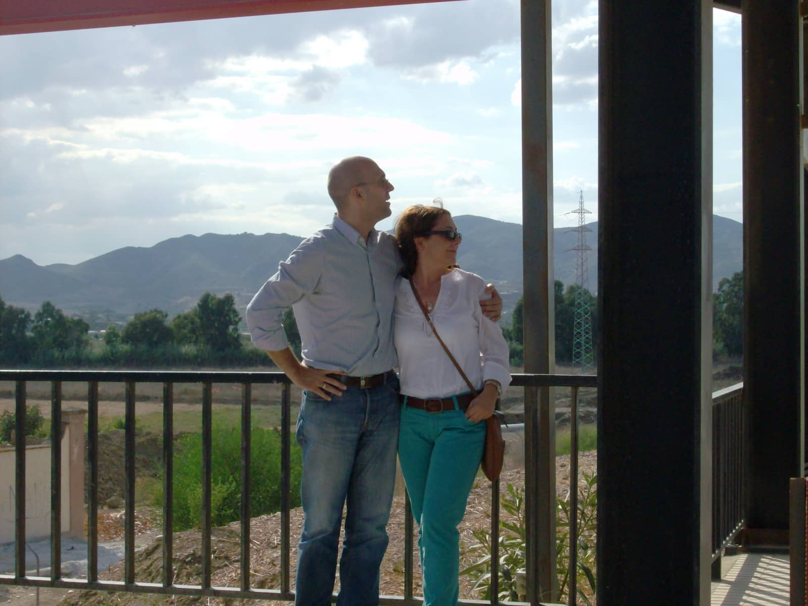 E. & J. from Madrid, Spain