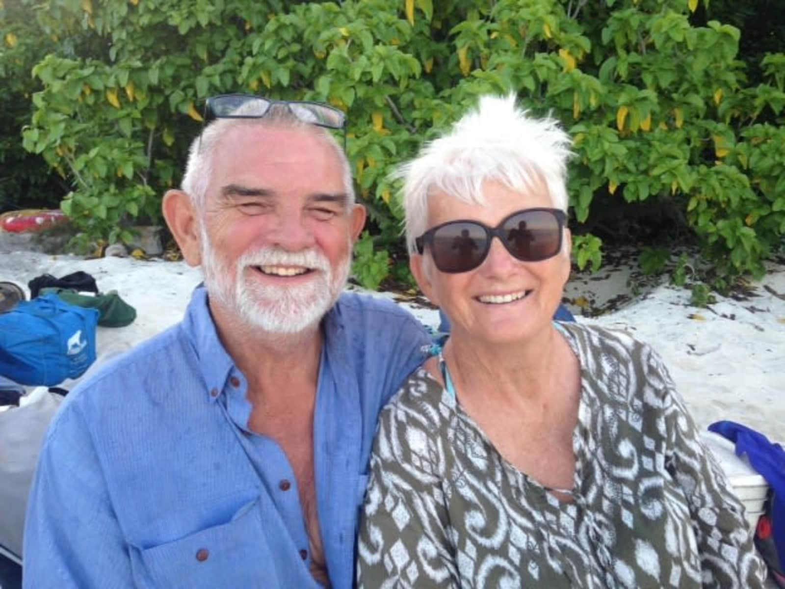 William & Margaret from Agnes Water, Queensland, Australia