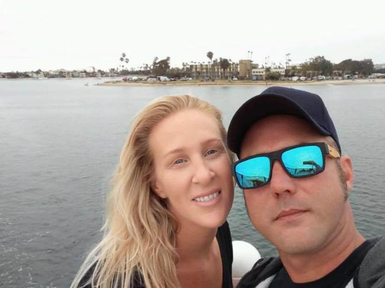 Christine & Christine  from San Diego, California, United States