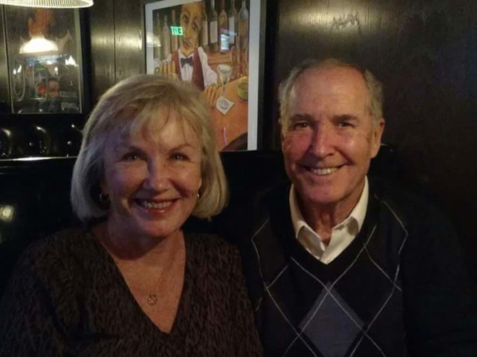 Marilyn & Glen from Denver, Colorado, United States