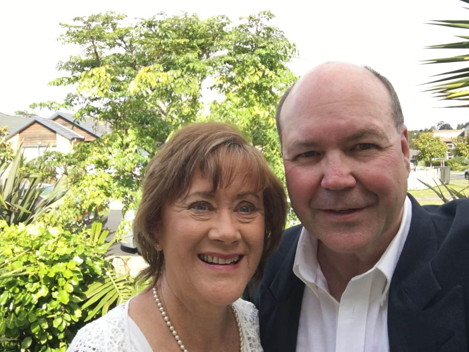 Jewel & John from Tauranga, New Zealand