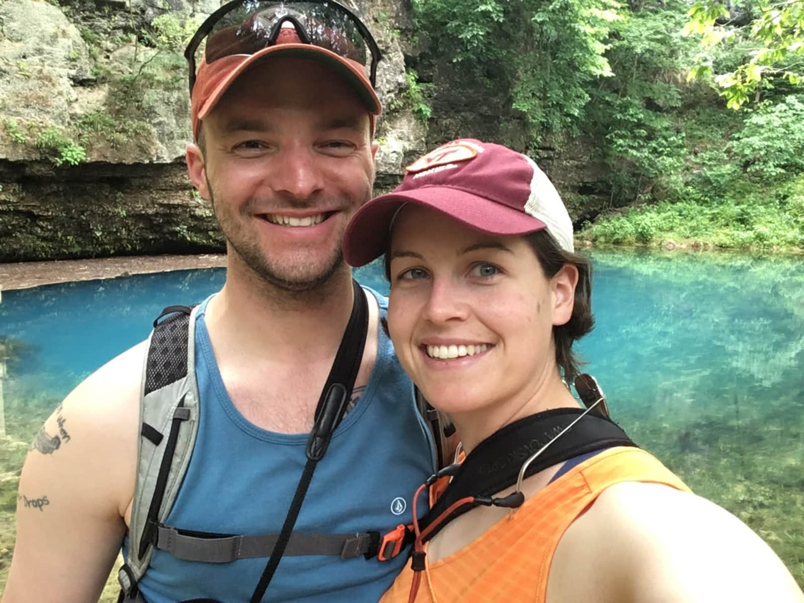 Kathy & Chad from Cape Girardeau, Missouri, United States