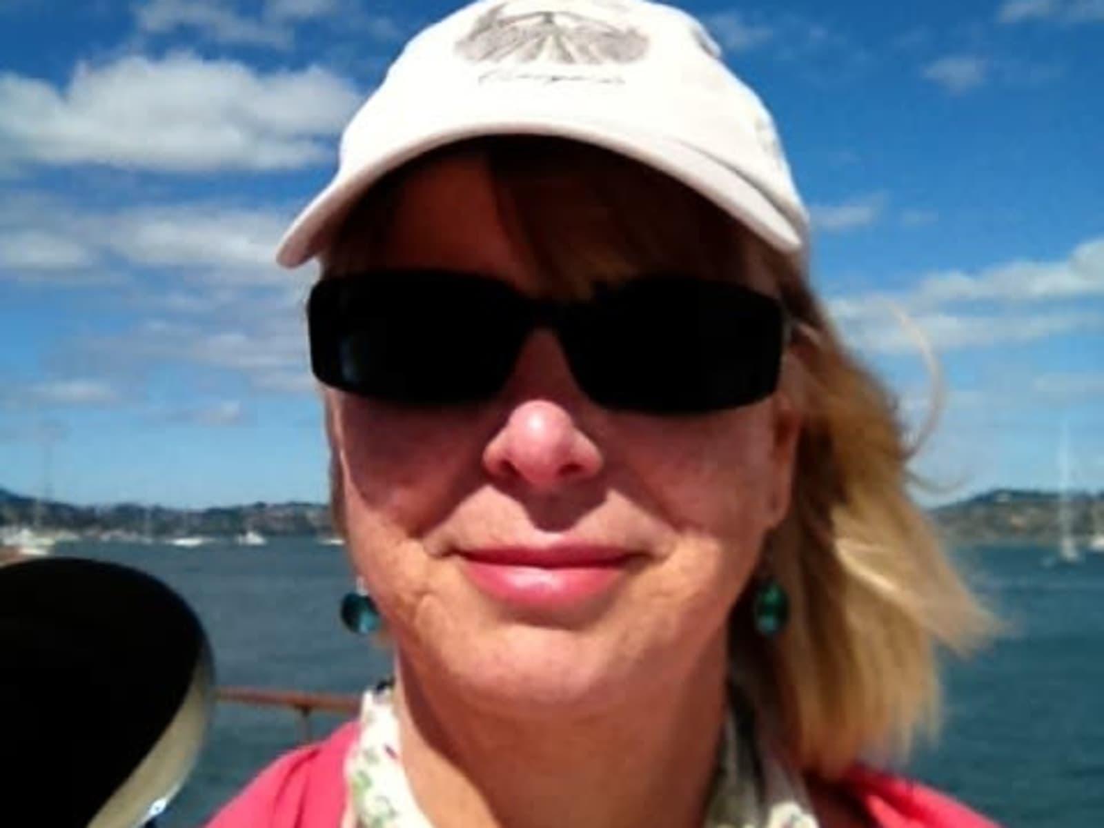 Jeanne from North Saanich, British Columbia, Canada