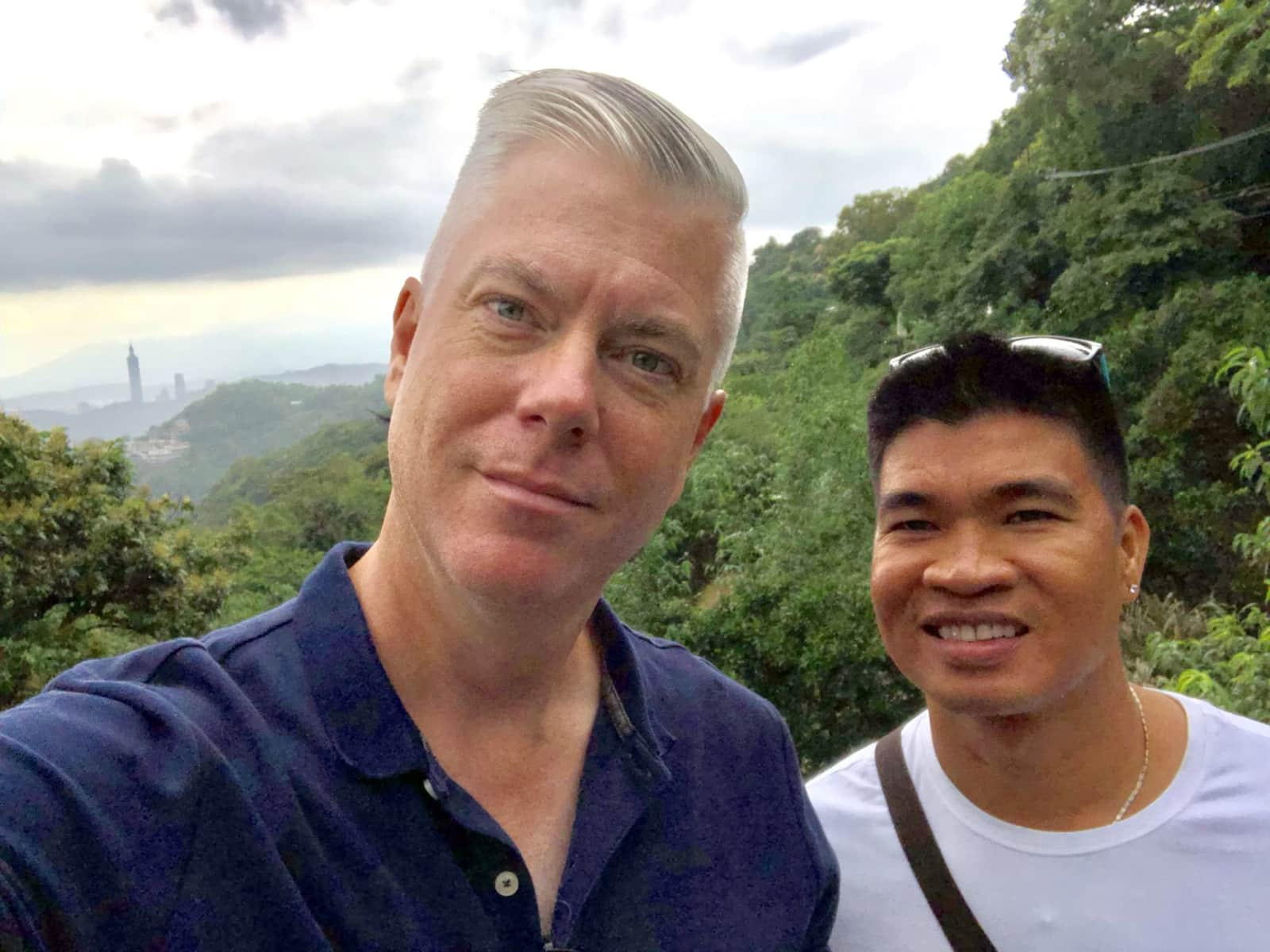 Peter & Chung from Kennebunk, Maine, United States