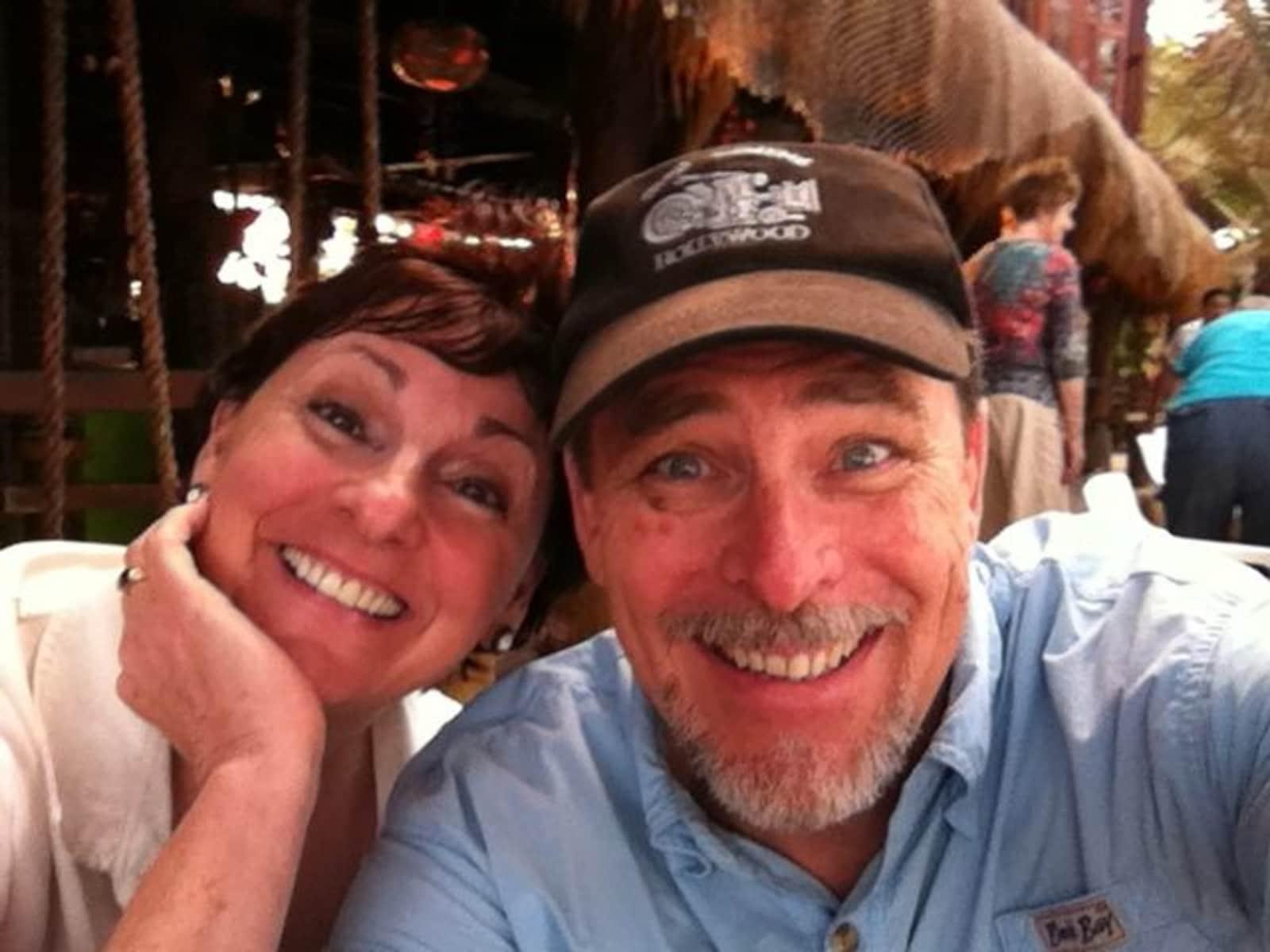 Rosine & Clint from Rittersdorf, Germany