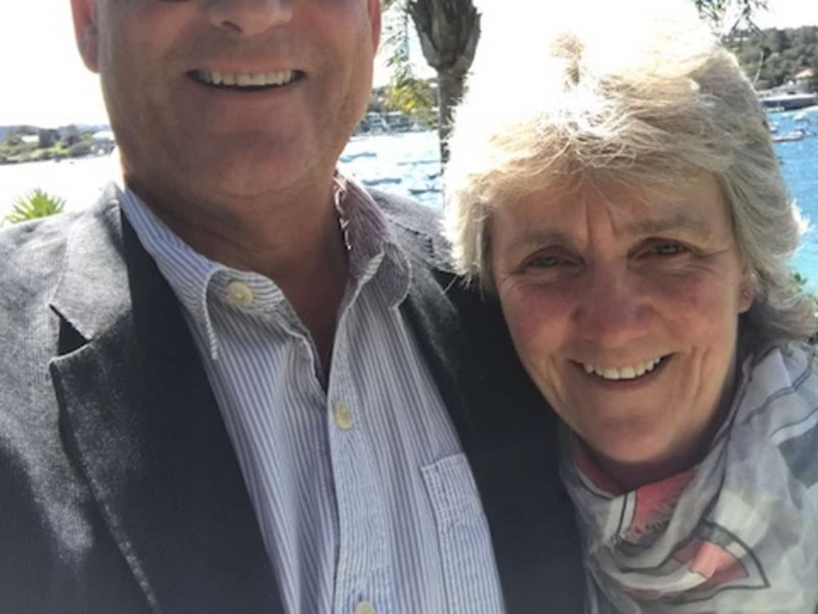 Sally & Brian from Midhurst, United Kingdom