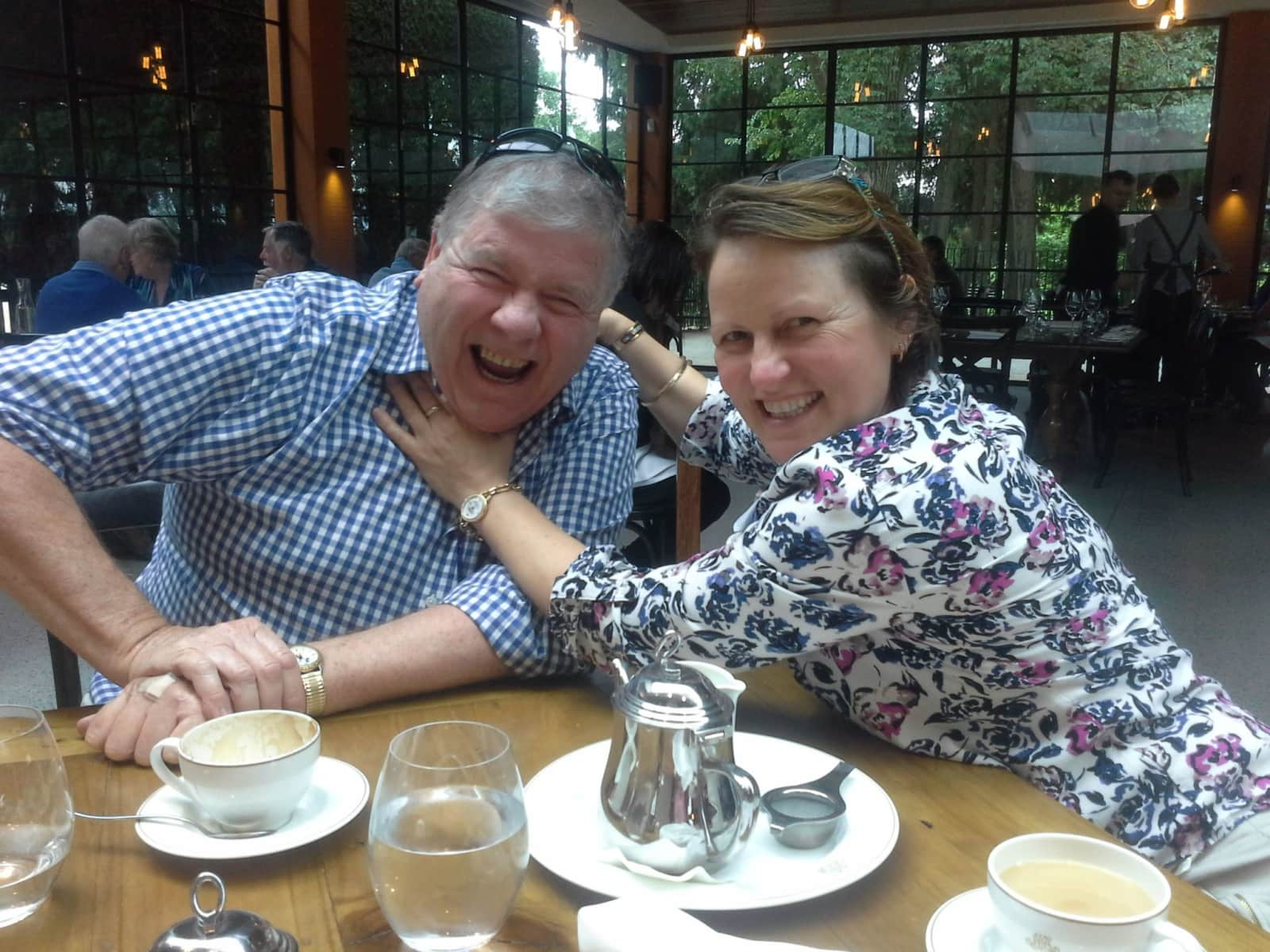 Ralph & Coralie from Bunbury, Western Australia, Australia