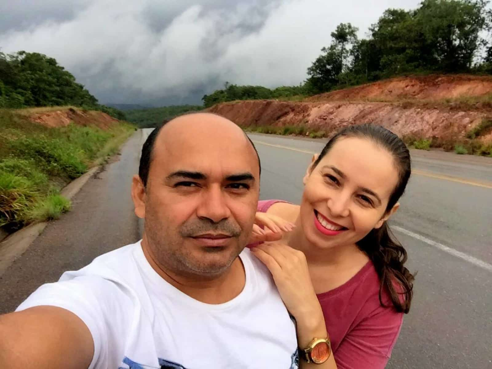 Claudia & Jorge tadeu from Novo Progresso, Brazil