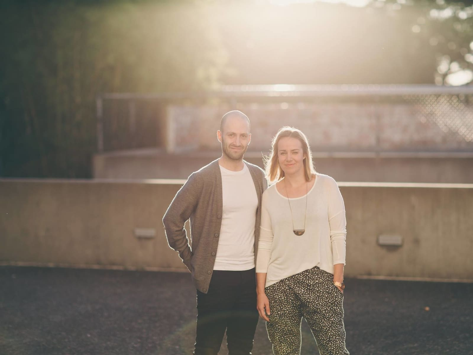 Emma & Hesam from Gold Coast, Queensland, Australia