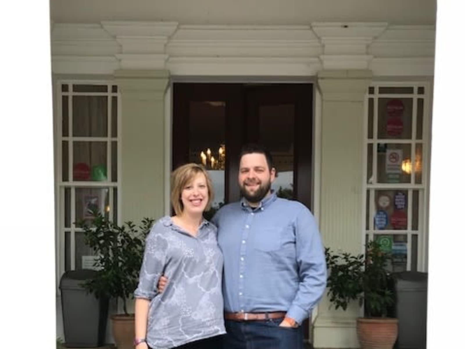 Rachel & Alan from Norwich, United Kingdom
