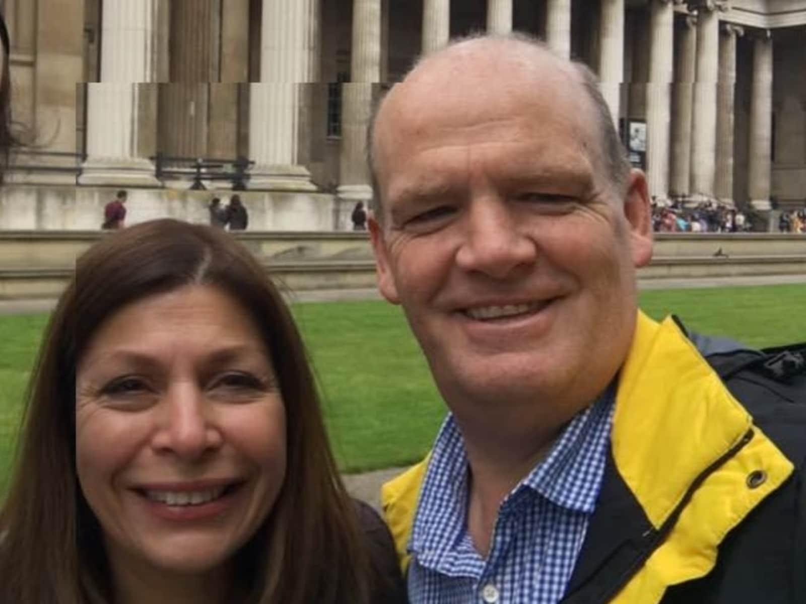 Tina & John from Melbourne, Victoria, Australia