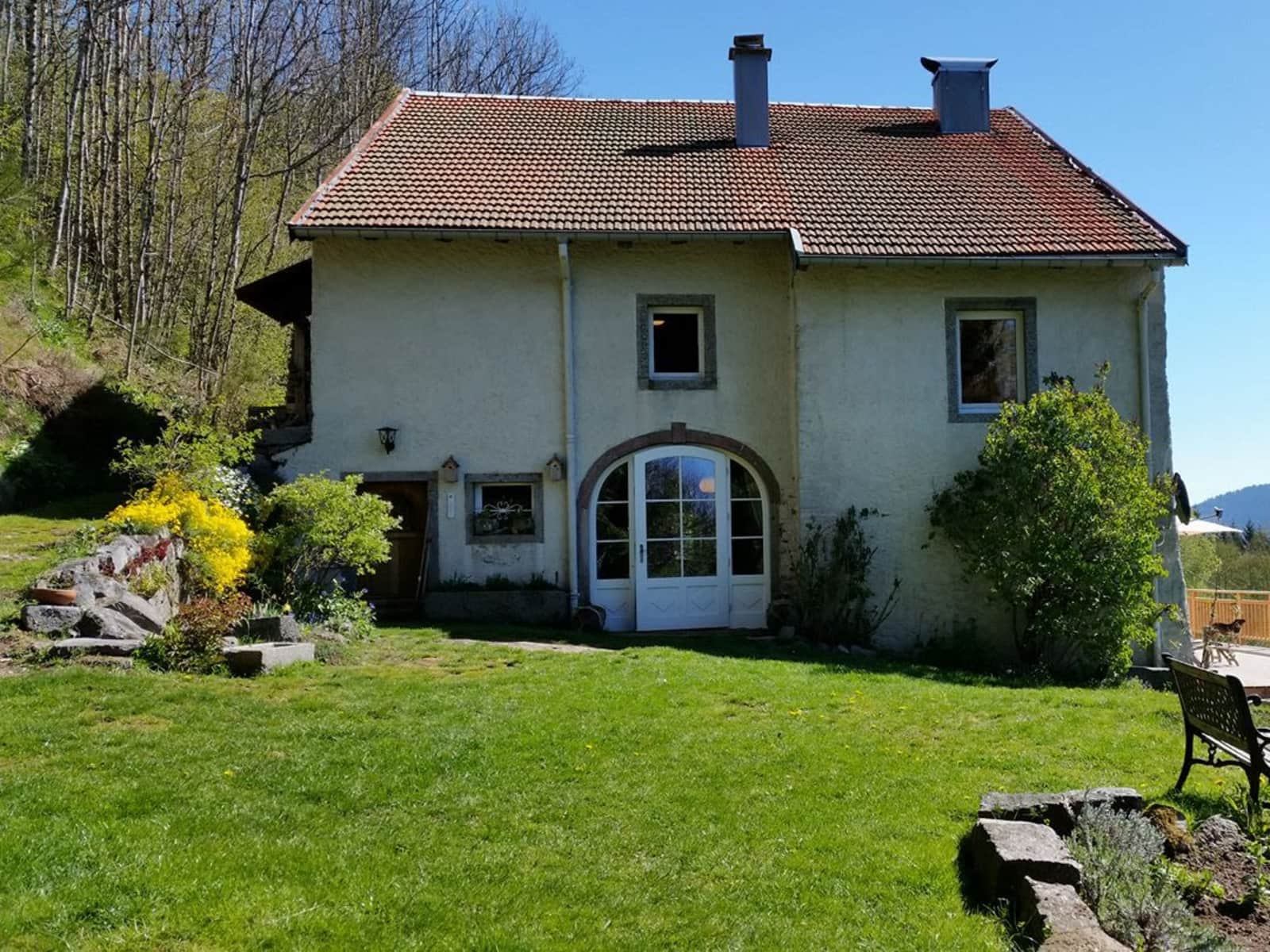 Housesitting assignment in Saulxures-sur-Moselotte, France