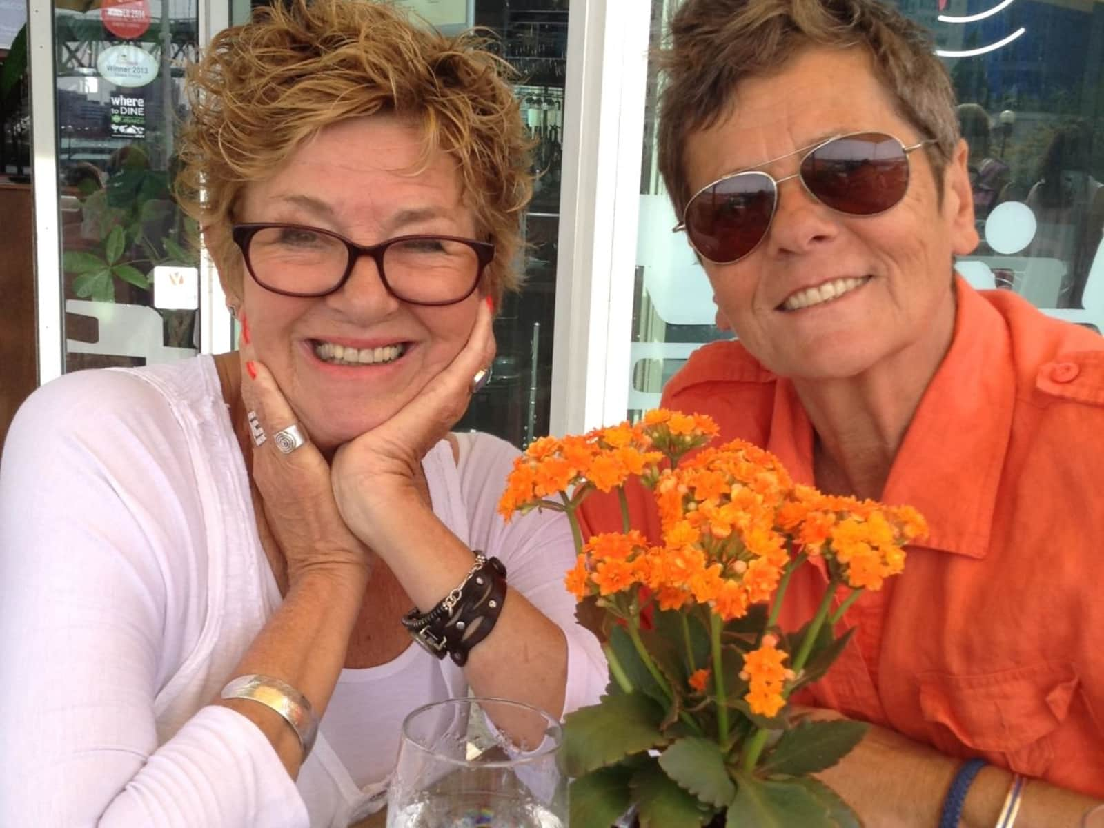 Jean ann & Monika from Vancouver, British Columbia, Canada