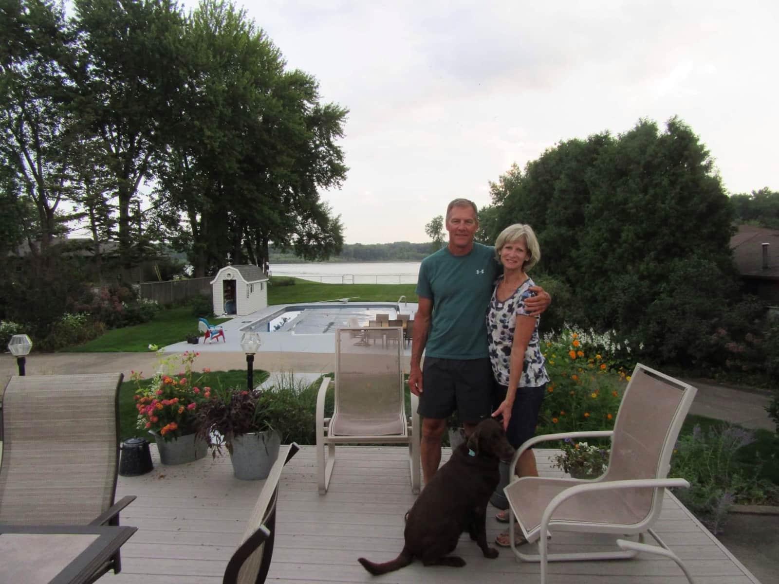 Rhonda & William from Camanche, Iowa, United States