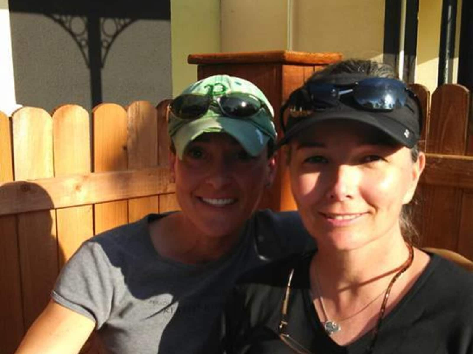Colleen & Betsy from Bend, Oregon, United States