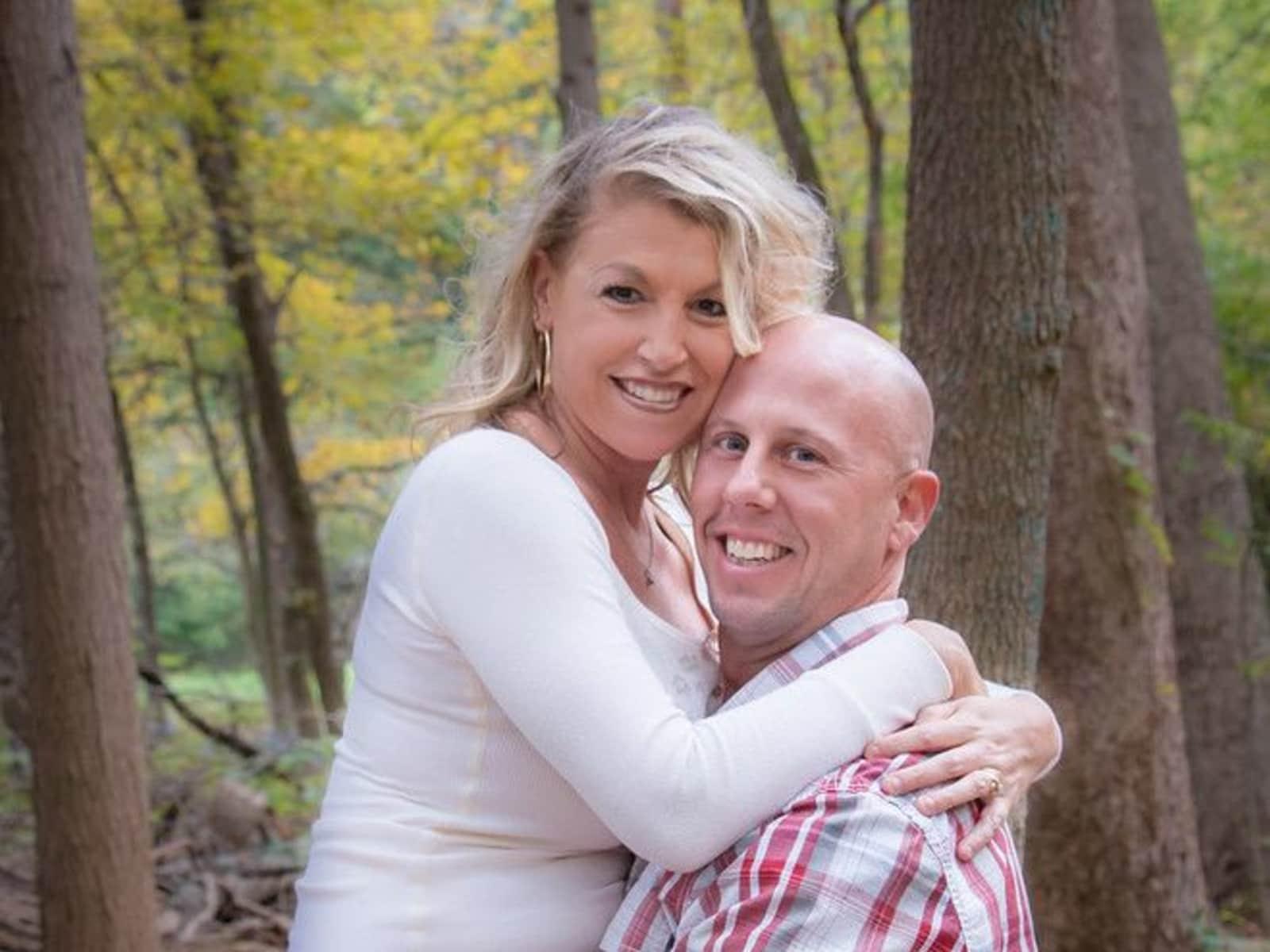 Katherine & Jason from Cincinnati, Ohio, United States
