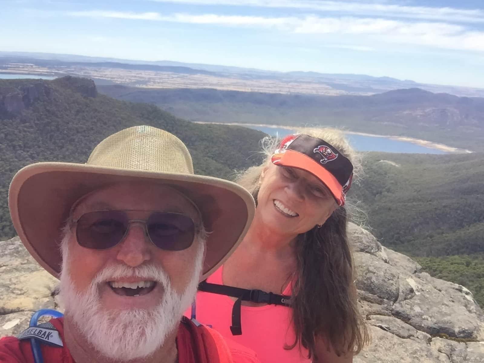 Roberta & Richard from Lake Placid, Florida, United States