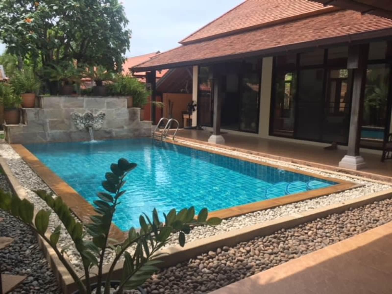 Housesitting assignment in Phatthaya, Thailand